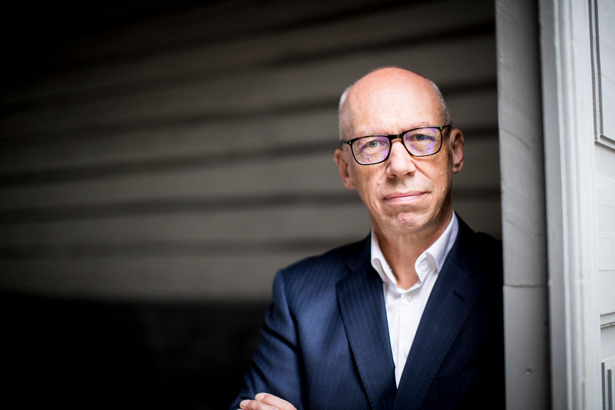 REKRUTTERINGSEKSPERT: Ole I. Iversen er en av Norges fremste eksperter innen rekruttering og seleksjon, og har forsket, utgitt lærebøker og undervist i rekruttering og intervjuteknikk i nærmere 20 år. (FOTO: BI Norwegian Business School)