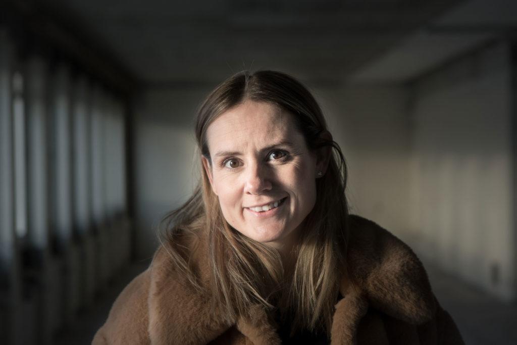 Anja Solevågseide i Pir Cowork