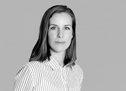 Marit Solberg i Karrierehuset.