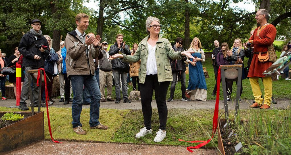 Sissel Karlsen er gavesjef i Sparebankstiftelsen DNB