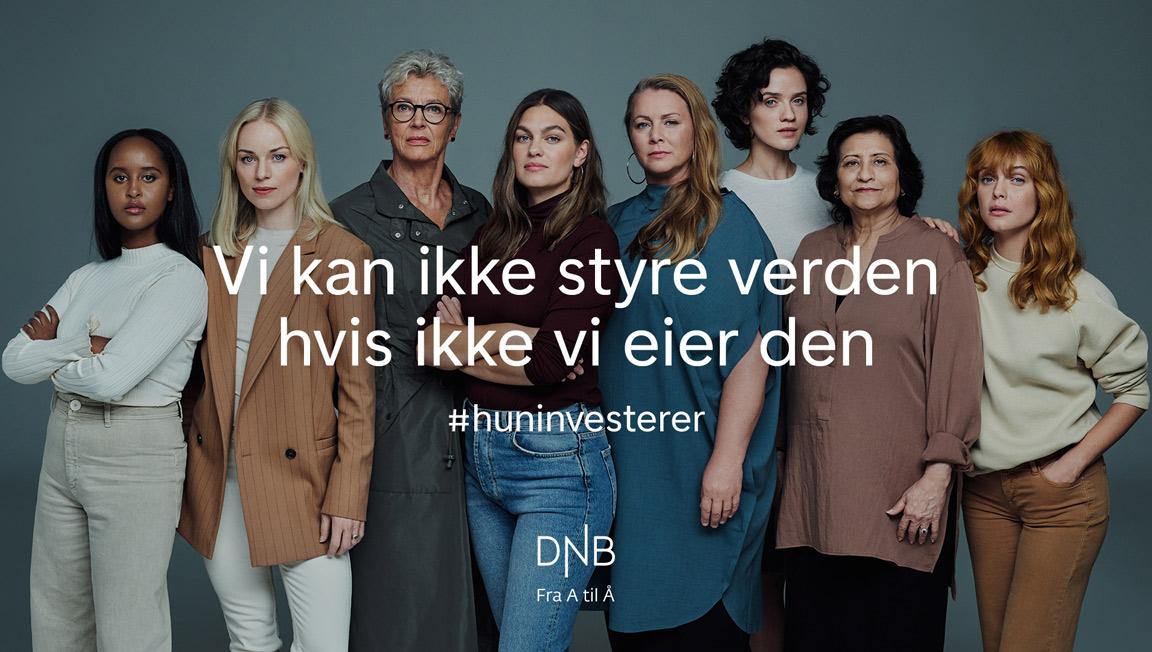De siste månedene har DNB hatt fulle hus over hele landet med sine arrangementer for kvinner om investering.