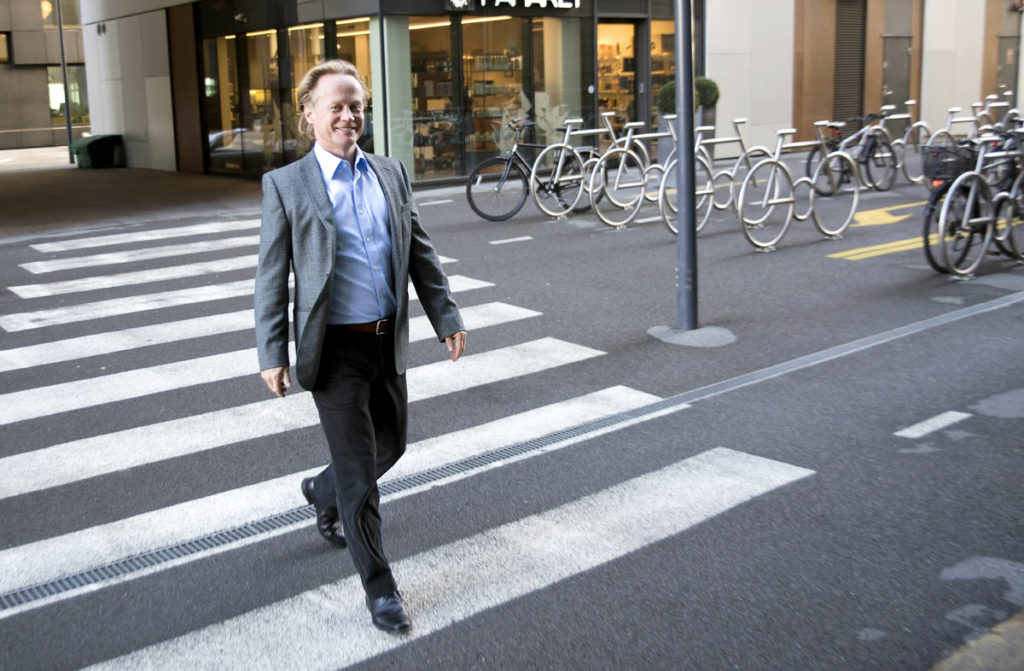 Tor Andre Sunde finansforbundet