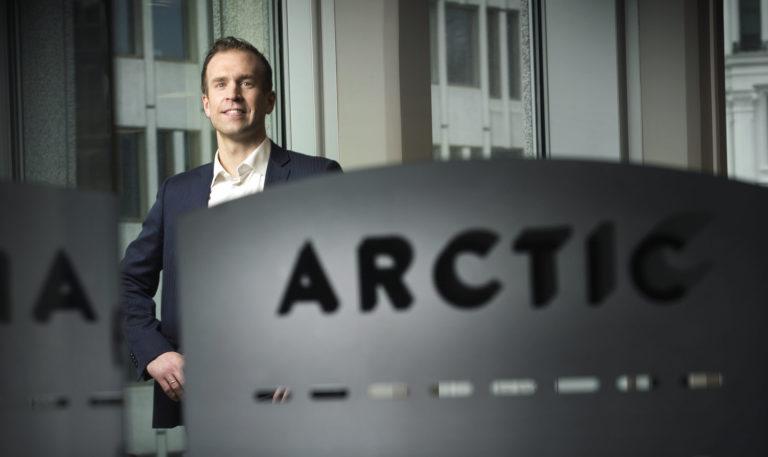 Joakim Svingen Arctic Securities