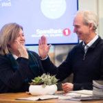 Vidar Isungseth og Ann Karin Opheim