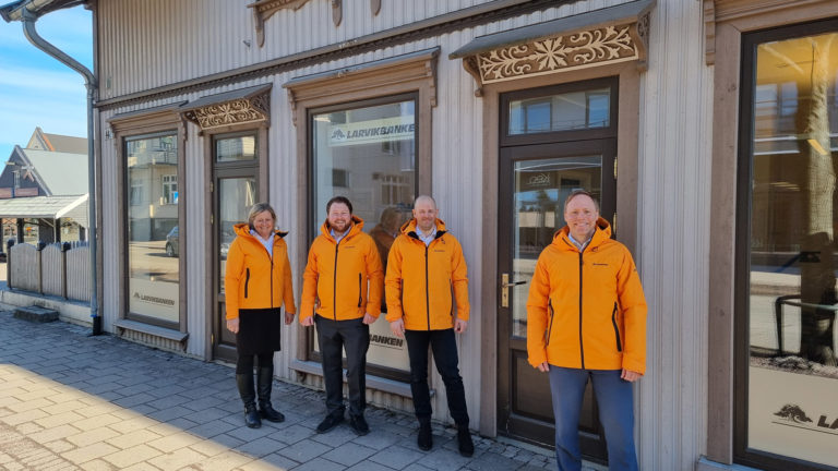 Larvikbanken Horten